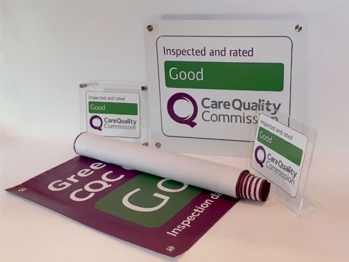 CQC Sign Package